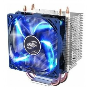 Кулер Deepcool GAMMAXX 300 FURY Soc-FM2+/AM2+/AM3+/AM4/1150/1151/1155 4-pin