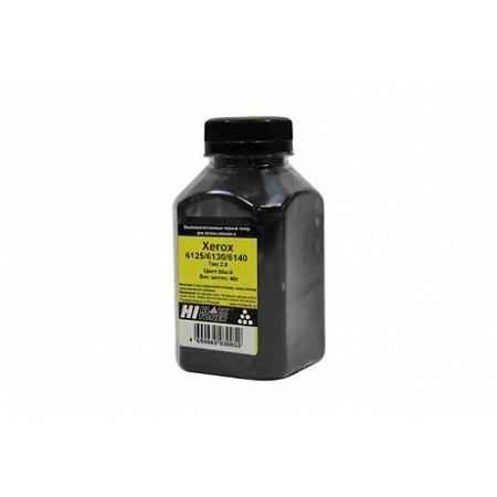 Тонер Hi-Black для Xerox Phaser 6125/6130/6140, Тип 2.0, Bk, 40 г, банка
