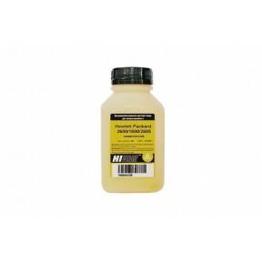 Тонер Hi-Black для HP CLJ 2600/1600/2605, Химический, Y, 85 г, банка