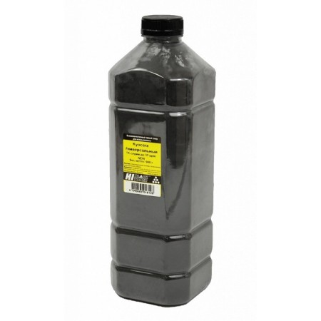 Тонер Hi-Black Универсальный для Kyocera TK-серии до 35 ppm, Bk, 900 г, канистра