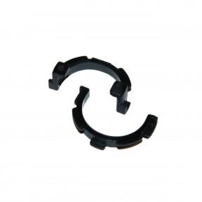 Комплект подшипников тефлонового вала (прав+лев) для Samsung ML-2850/2851/SCX-4828/4824 Китай